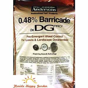 ANDERSONS THE Barricade Granular Weed Preventer