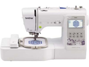 Brother- SE600 Sewing and Embroidery Machine