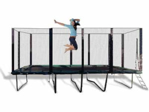 Galactic Xtreme Gymnastic Rectangle Trampoline