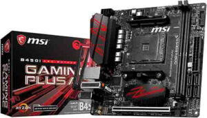 4. MSI B450I Gaming Plus AC, the most compact and best motherboard for Ryzen 5 3600
