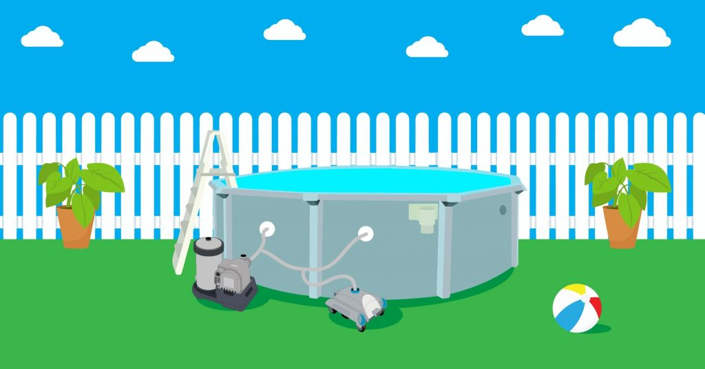 HOW TO HOOK UP POOL VACUUM TO AN INTEX PUMP